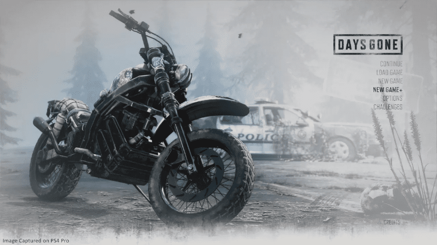 Days Gone's New Game Plus Mode Arriving Next Week