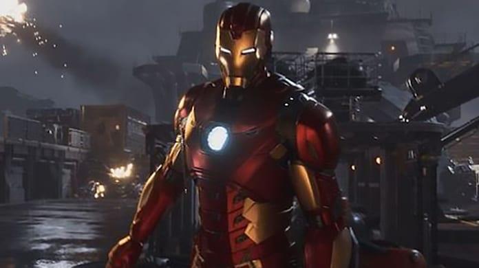 MArvel's Avengers Iron Man Profile