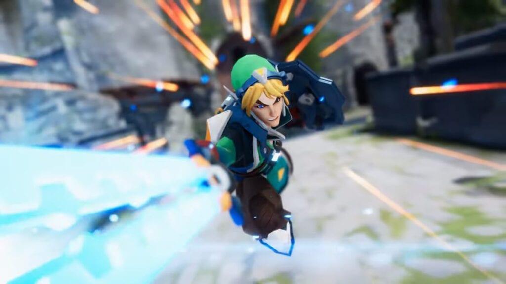 Overwatch The Legend of Zelda Link