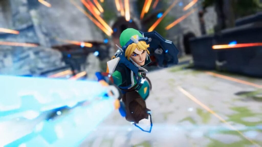 Overwatch The Legend of Zelda Link