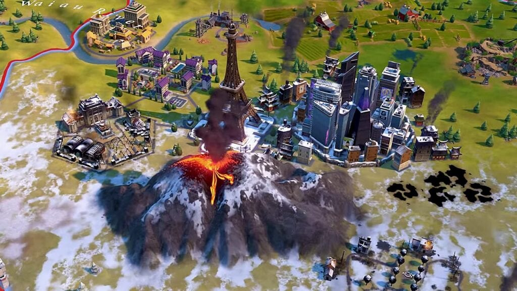 Civilization VI Announced For PlayStation 4, Xbox One (VIDEO)