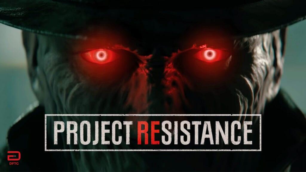 Co-op Resident Evil Title Project Resistance Reveals New Teaser (VIDEO)