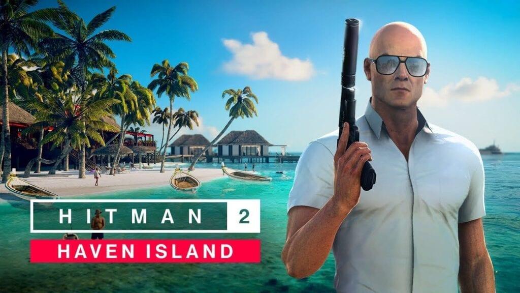hitman 2 haven island