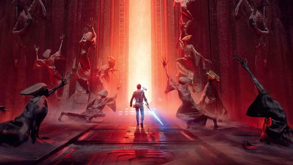 Star Wars Jedi: Fallen Order Limited Edition Art Book Revealed