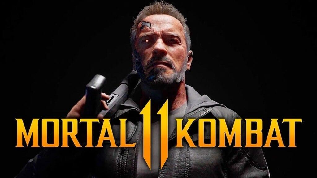 Mortal Kombat 11 Terminator Gameplay Trailer Coming Soon