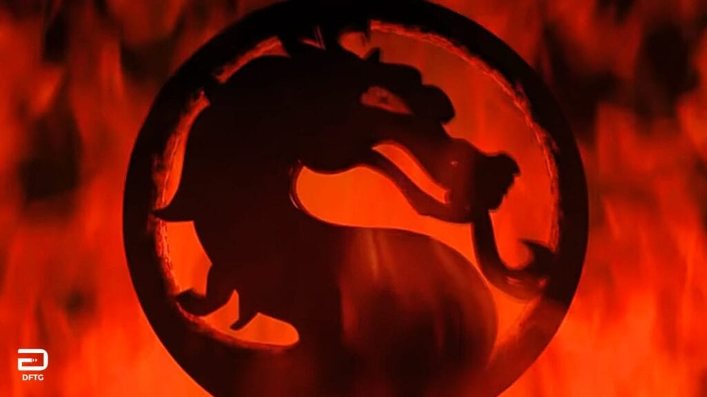 Mortal Kombat Movie Reboot Reveals New Logo (VIDEO)