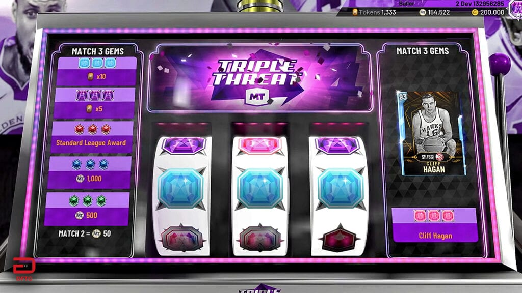 NBA 2K20 Has Casino-Themed Loot Boxes, But Somehow Isn't Gambling (VIDEO)