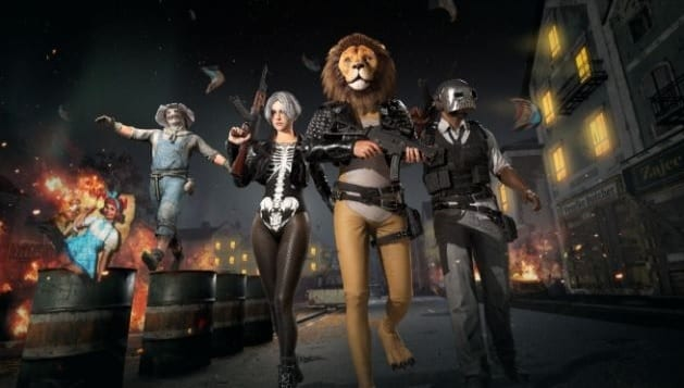 PUBG Removes Lion Skin After A Bug Gave It A Penis