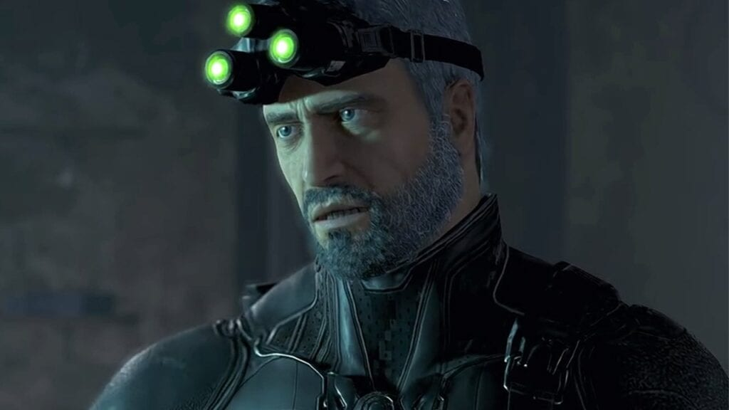 New Splinter Cell Collectible Suggests A New Game Is In Develoment