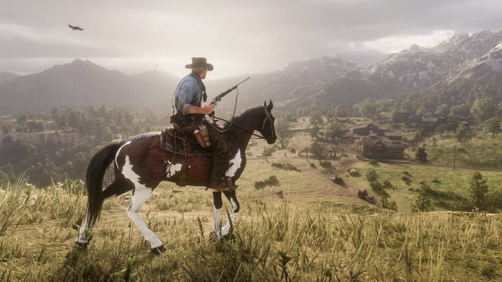 Red Dead Redemption 2 Rated For PC In Australia