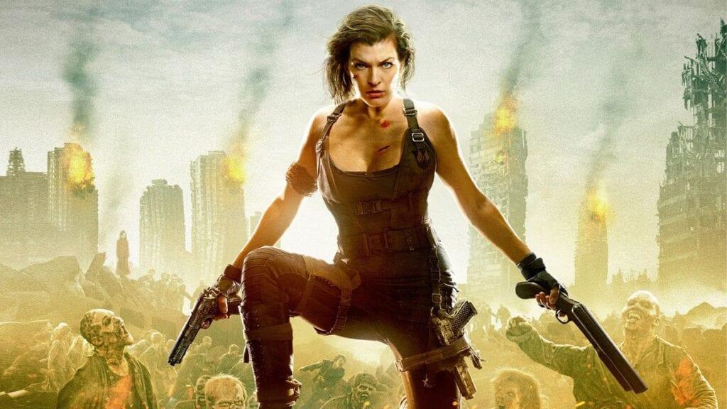 Resident Evil Stunt Double
