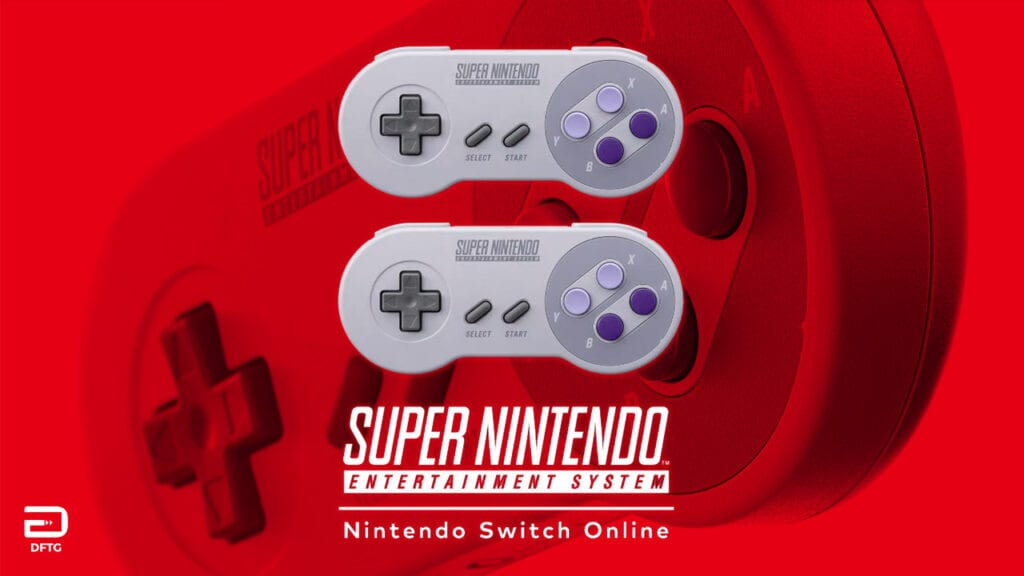 SNES Confirmed For Nintendo Switch Online, Complete With Controllers (VIDEO)