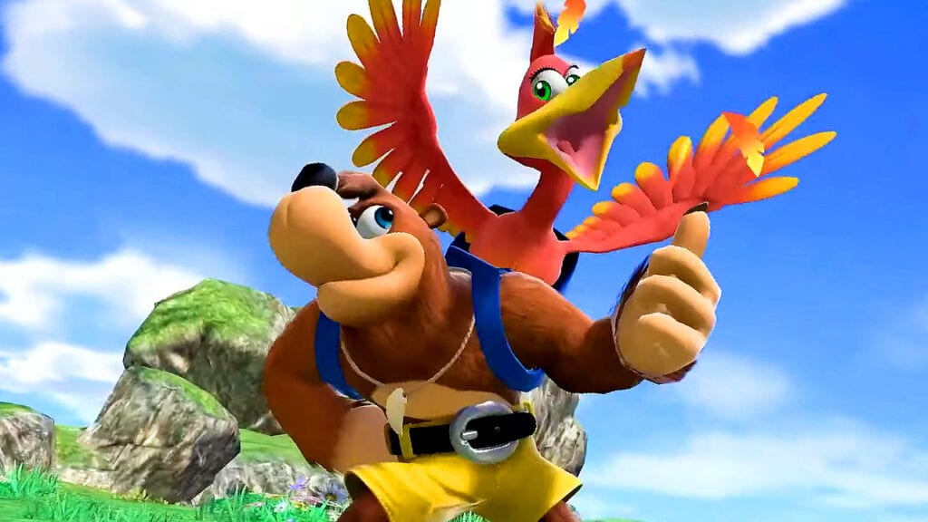 Super Smash Bros. Ultimate Banjo Kazooie DLC Releases TODAY (VIDEO)