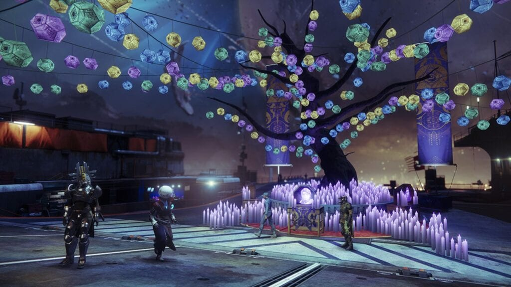 Destiny 2 Haunted Forest May Return For Festival Of The Lost
