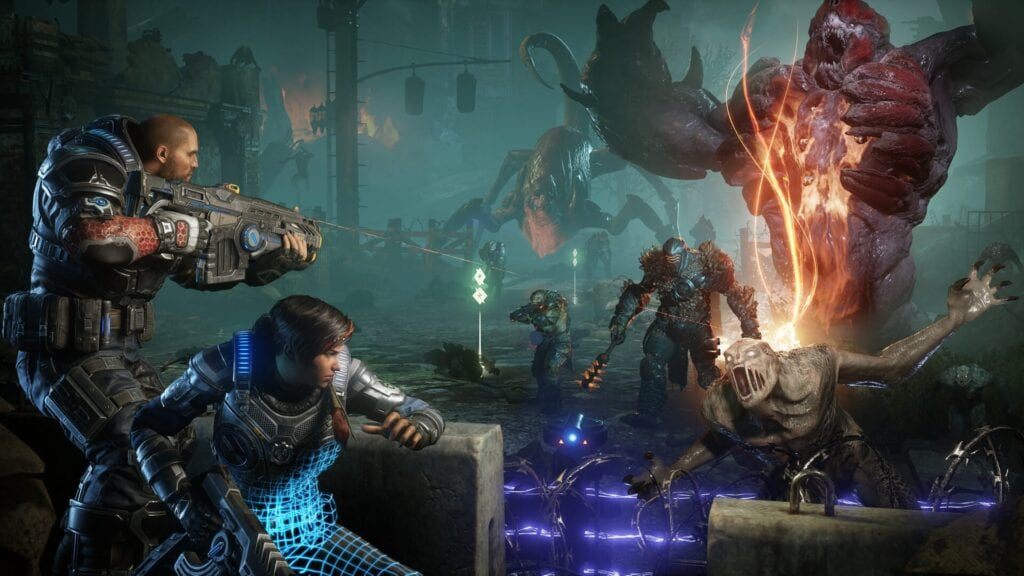 Gears 5 'All Hallows Eve' Halloween Event Revealed