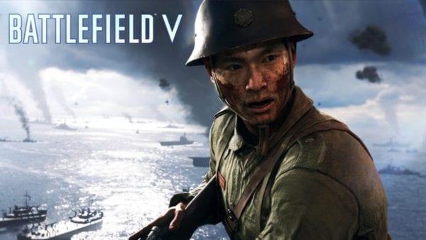 Battlefield V Pacific