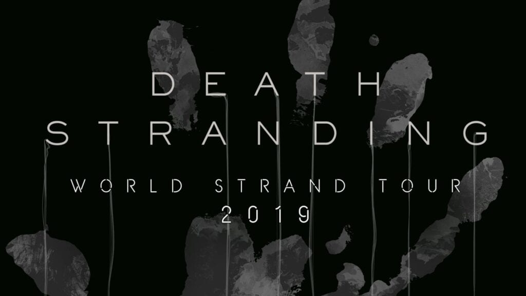 Death Stranding 'World Strand' Tour Launching Later This Month