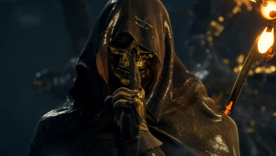 Death Stranding Launch Trailer