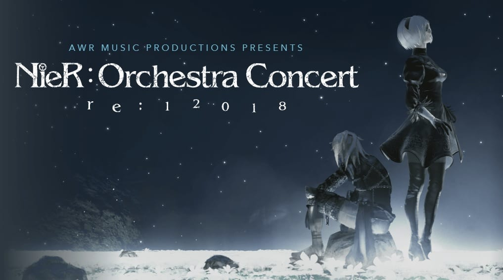 NieR: Automata Orchestra Concert Tour Announced Including US, London, And Bangkok