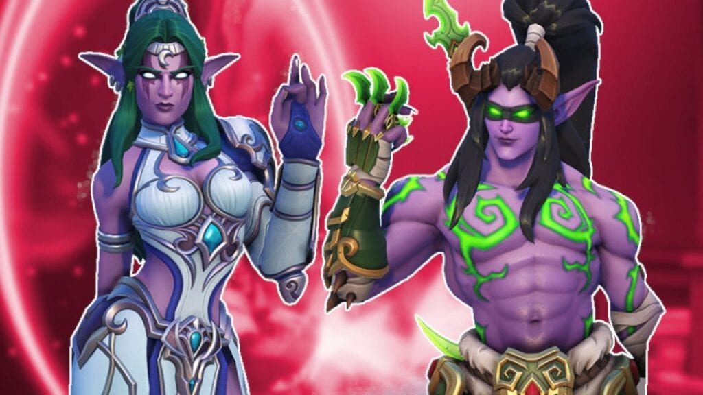 BlizzCon 2019 Virtual Tickets Include Some Epic WoW-Themed Overwatch Skins
