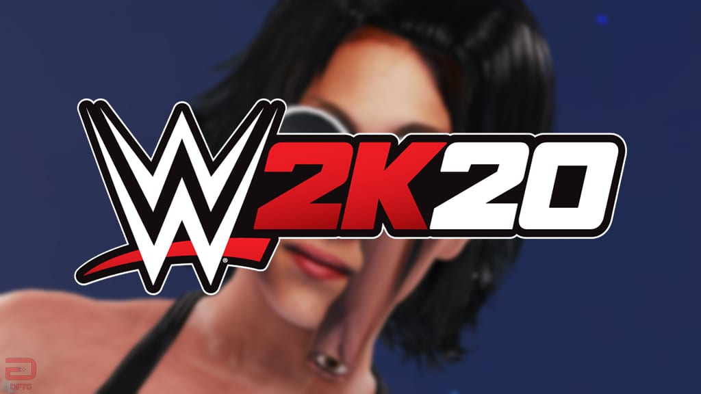 WWE 2K20 glitches