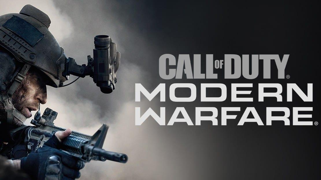 Call of Duty: Modern Warfare For PC Has A Massive File Size