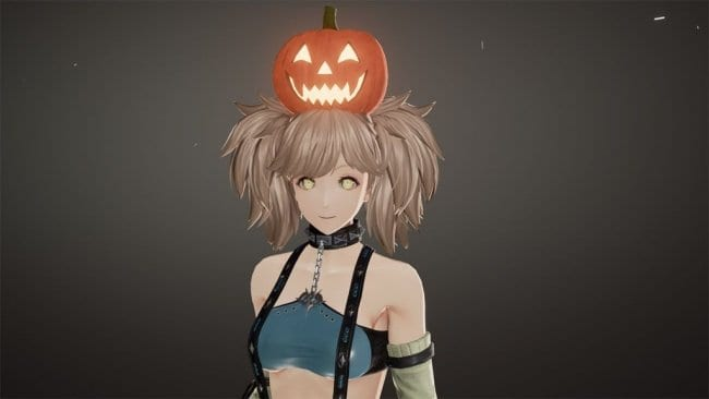 Code Vein Halloween Update Adds New Cosmetics, Gameplay Changes, And More