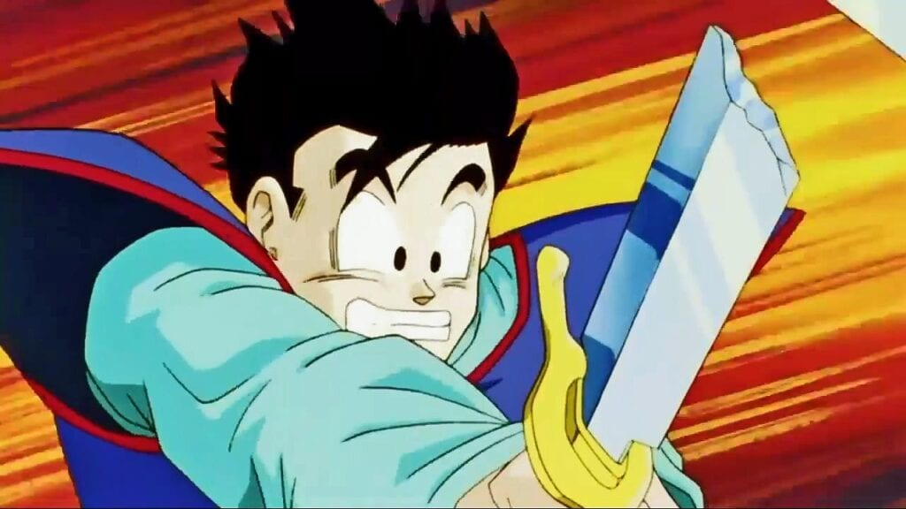 Dragon Ball Z: Kakarot Includes Gohan Z-Sword Scene, Playable Vegito (VIDEO)