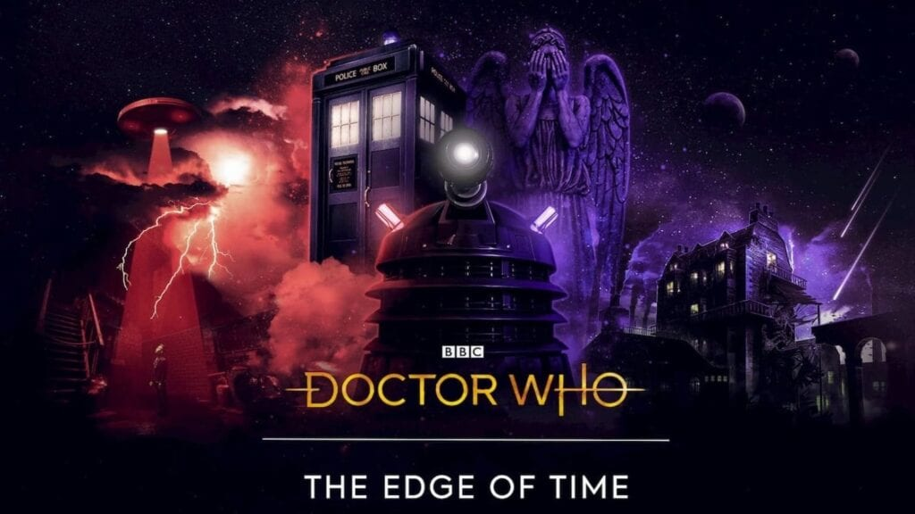 Doctor Who VR Game 'The Edge of Time Release Date Revealed (VIDEO)