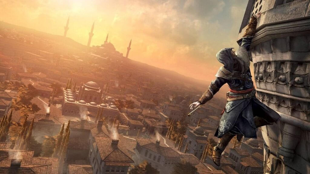 Assassin's Creed Creator Apologizes For Making You Climb All Those Towers