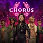 former dragon age writer musical adventure game chorus