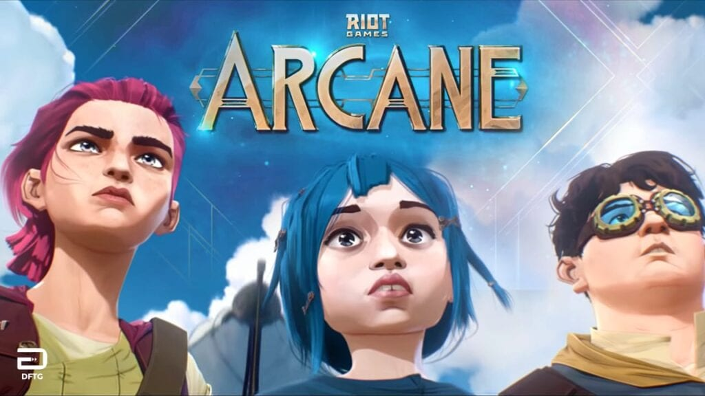 League Of Legends Anime 'Arcane' Officially Announced (VIDEO)