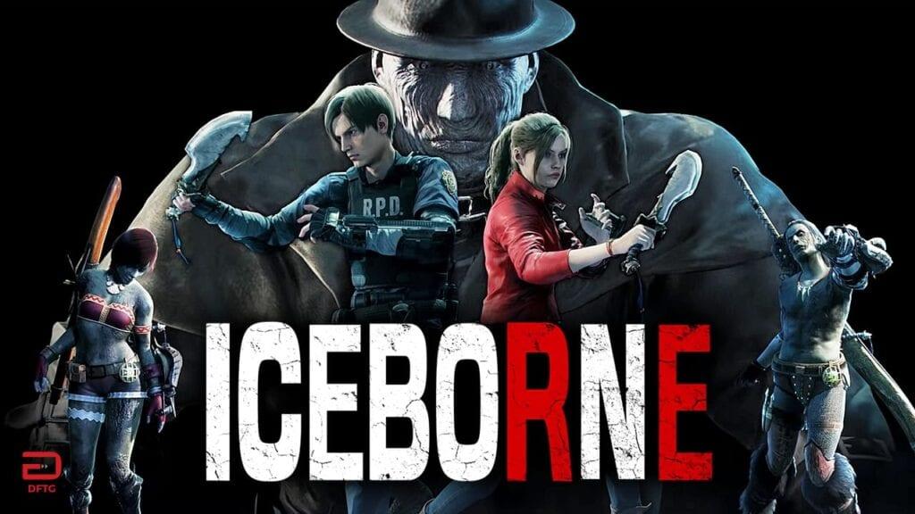 Monster Hunter World: Iceborne x Resident Evil 2 Collaboration Revealed (VIDEO)