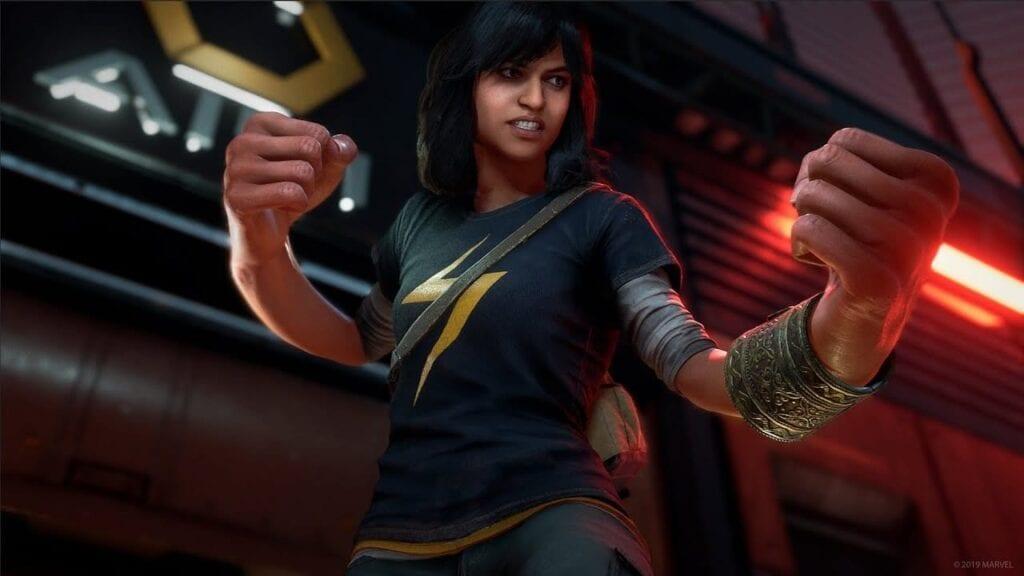 Marvel's Avengers Dev Explains Why Ms. Marvel Is The Game's Best Melee Character
