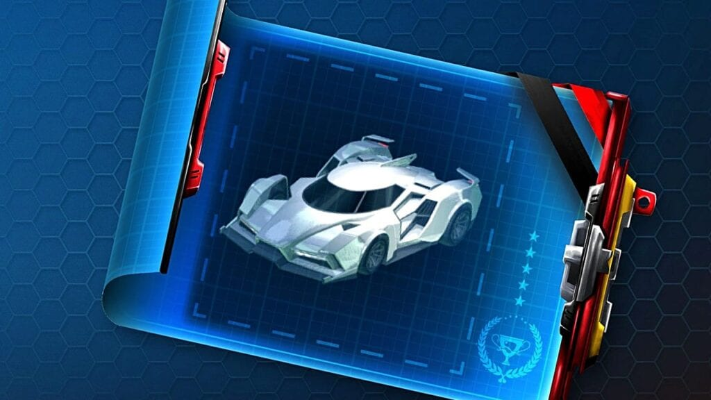 Rocket League Reveals Loot Box Replacement Called 'Blueprints'