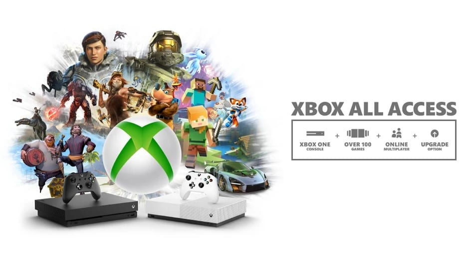 New Xbox All Access Offer Includes Project Scarlett Upgrade