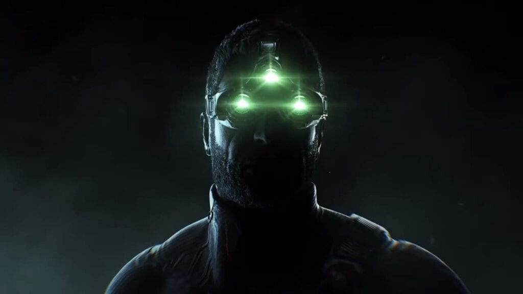 New Splinter Cell game