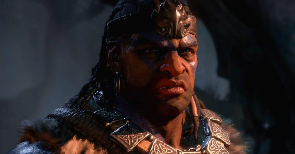 Diablo 4 Barbarian Gameplay
