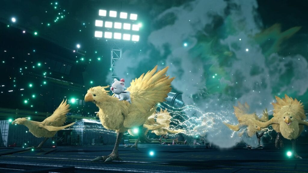 New Final Fantasy VII Remake Screenshots Show Off Weapon Upgrades, Summons, And More