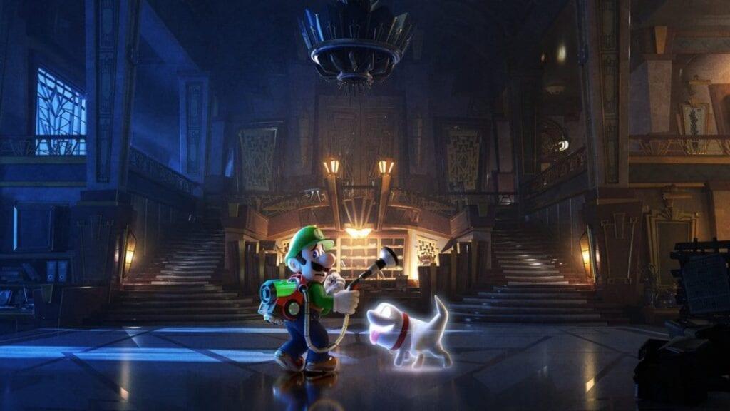 Luigi's Mansion 3 Lets Players Pet The Polterpup (VIDEO)