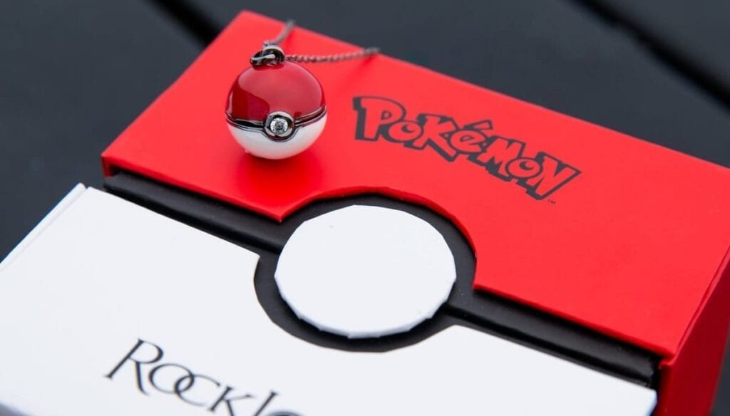 """Pokémon Rocklove Jewelry Is Perfect For Saying """"I Choose You"""""""
