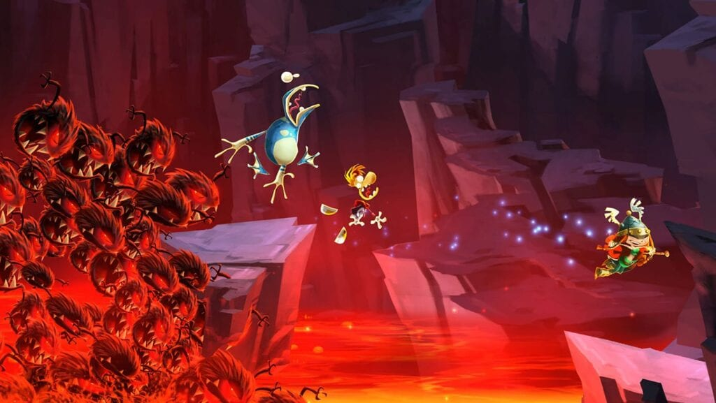 Rayman Legends Free Epic Games Store