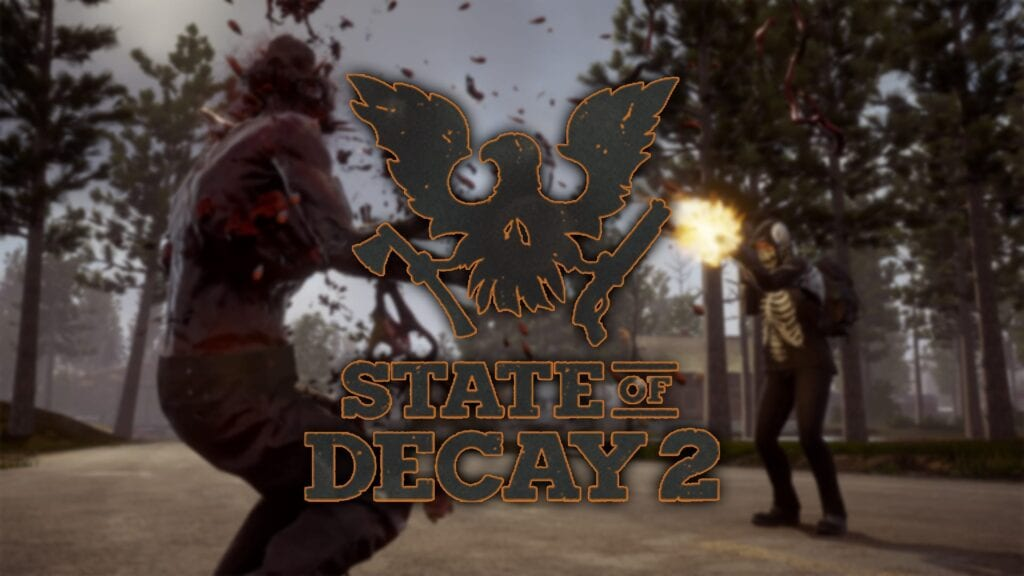 State of Decay 2 Steam