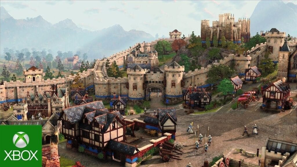 New Age Of Empires IV Gameplay Trailer Revealed (VIDEO)