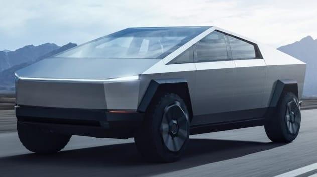 Elon Musk's Cybertruck Could Be Featured In Cyberpunk 2077