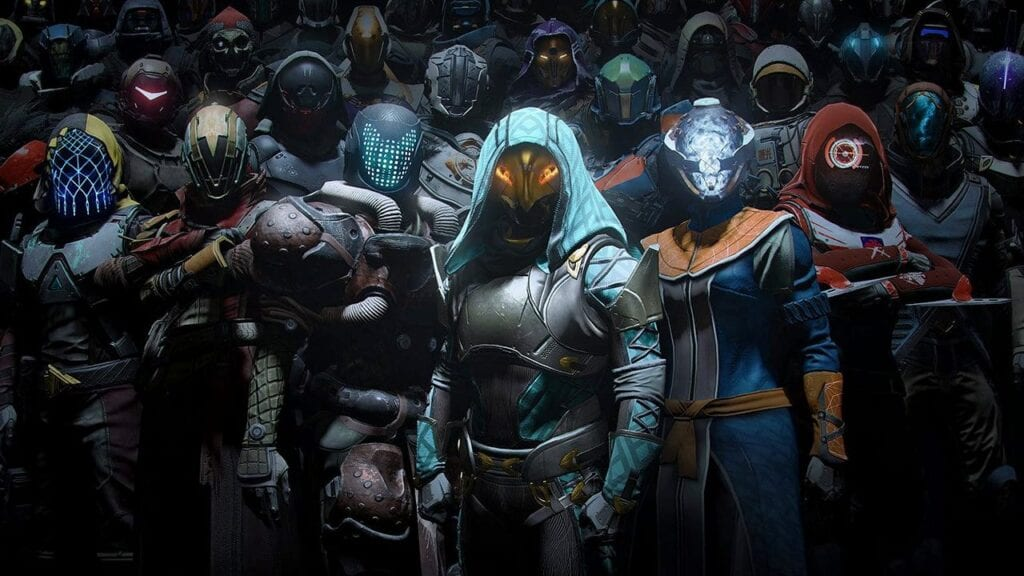 Destiny 1 And Destiny 2 Are Currently Down