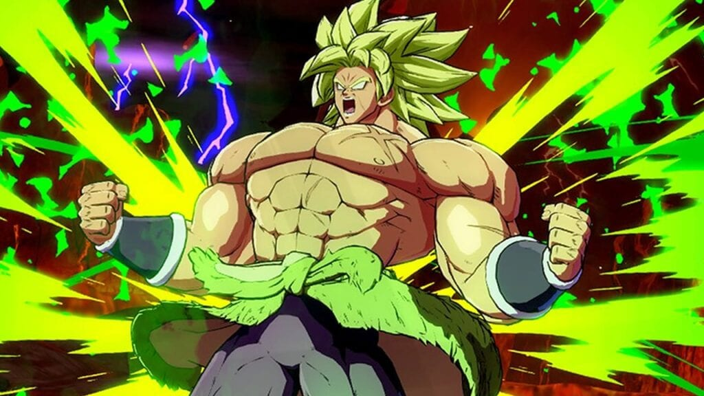 Dragon Ball FighterZ Adds 'Super' Broly DLC Next Week (VIDEO)