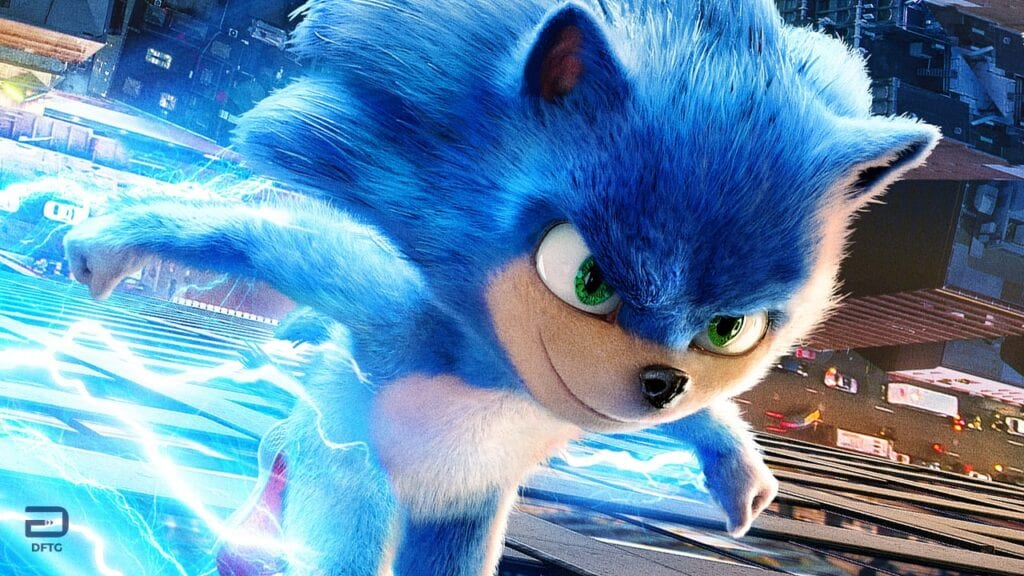 Leaked Sonic Movie Redesign Shown Off In Best Image Yet