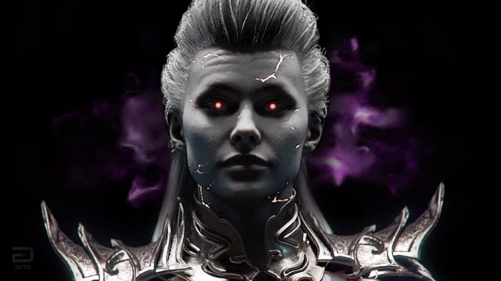 "Mortal Kombat 11 Director Teases Sindel ""Koming Soon"" With New Image"