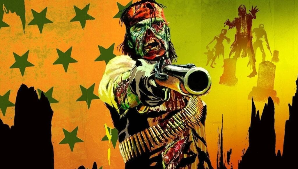 New Red Dead Redemption 2 Mod Adds Zombies To The Game (VIDEO)